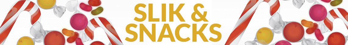 Slik & Snacks