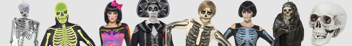 Skelet og Mumier