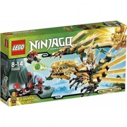 375ae2cdd1d LEGO Ninjago Den Gyldne Drage 70503 - AlphaGeek