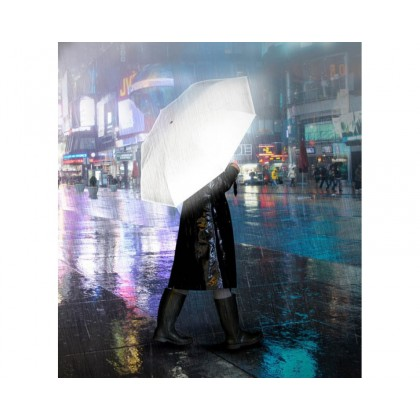 Reflekterende Paraply