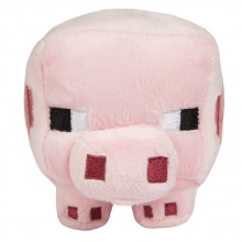 Minecraft Babygris Bamse 17 cm