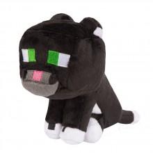 Minecraft Tuxedo Cat Bamse 20 cm