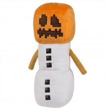 Minecraft Snow Golem Bamse 29 cm