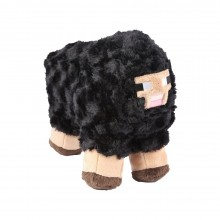 Minecraft Black Sheep Bamse