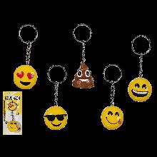 Emoji Nøglering