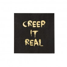 Barokservietter Creep It Real 16-pak