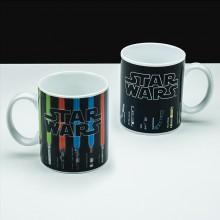 Star Wars Varmefølsomt Krus Lyssværd