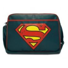 Superman logo-street-taske