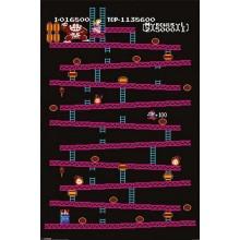 DONKEY KONG (NES) PLAKAT