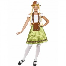 Bayersk Barpige-Kostume