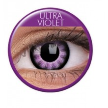 Farvede linser big eyes ultra violet