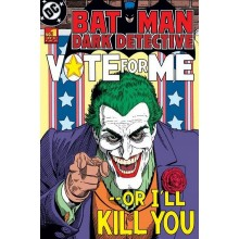 BATMAN - JOKER VOTE FOR ME PLAKAT