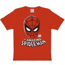 Marvel The Amazing Spiderman Maske T-shirt Børn