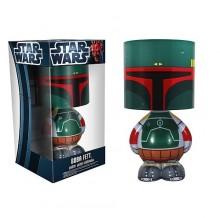 Star Wars Boba Fett Lampe