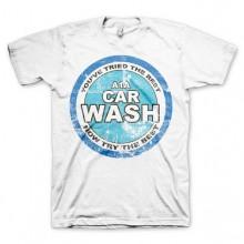 Breaking Bad A1A Car Wash T-Shirt Hvid