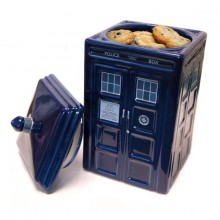 Doctor Who Tardis Keramik Kagedåse