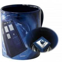 Doctor Who TARDIS Inside krus