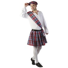 Skotsk Udklædningskostume Herre