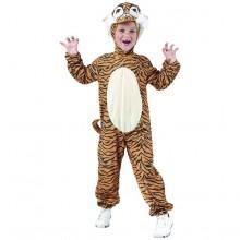 Tiger Udklædningskostume Barn