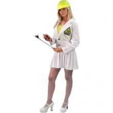 Brainiac Udklædningskostume Dame
