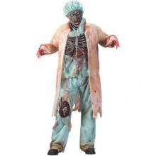 Zombie Doktor Kostume