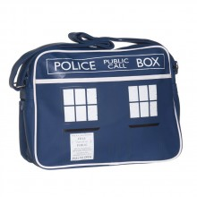 Doctor Who Tardis Messenger Taske