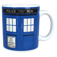 Doctor Who Tardis Kaffekrus