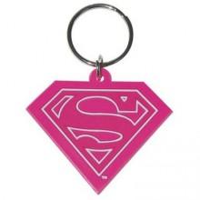 Supergirl Nøglering