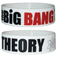 Big Bang Theory Logo Armbånd