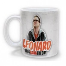 Big Bang Theory Leonard Krus
