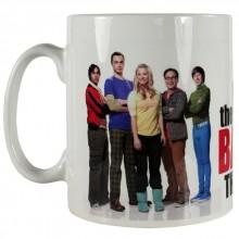 Big Bang Theory Gruppefoto Krus