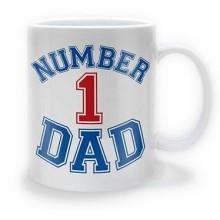 Number 1 Dad Krus