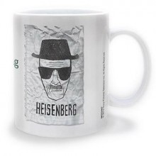 Breaking Bad Mr Heisenbarg Krus