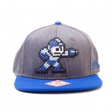 Megaman Snapback Cap