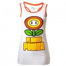 Nintendo Flower Power Undertrøje Pige