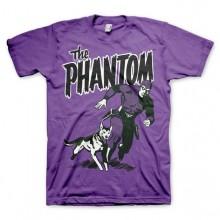 Fantomen & Devil T-shirt Lilla