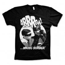 Batman Arrrgh - Wrong Number T-Shirt Sort