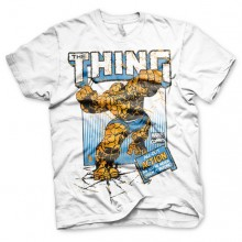 The Thing Action T-Shirt Hvid