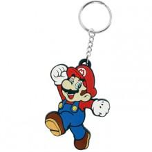 Nintendo Mario Nøglering