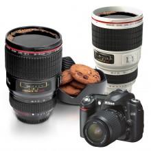 Kamera-objektiv krus