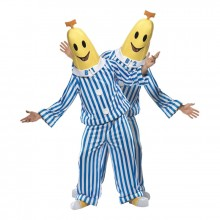 Bananer i Pyjamas Kostume