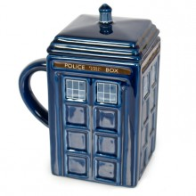 Doctor Who TARDIS Krus