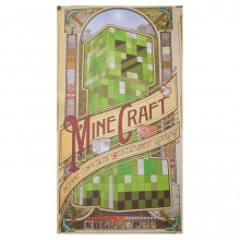 Minecraft Computronic Plakat 38 x 61