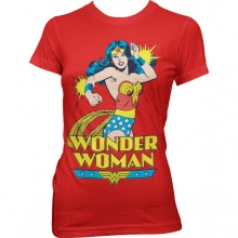 Wonder Woman Dame T-Shirt