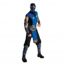 Mortal Combat Sub-Zero udklædningskostume