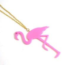 Flamingo Halskæde
