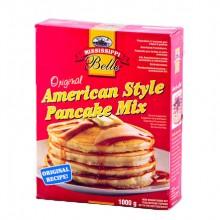 Old Fashioned Pandekagemix American Style