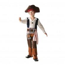 Jack Sparrow Børnedragt