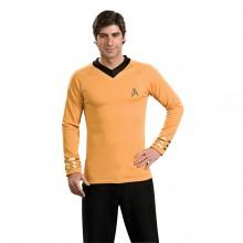 Star Trek Classic Deluxe Guld Trøje