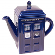 Doctor Who Tardis Thekande